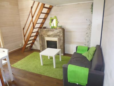 STUDIO MEUBLE  ROND POINT DE PARIS