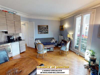 Appartement Boulogne Billancourt 4 pièce(s) 75.75 m2