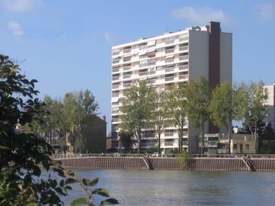 Appartement F3 de 68m² habitables