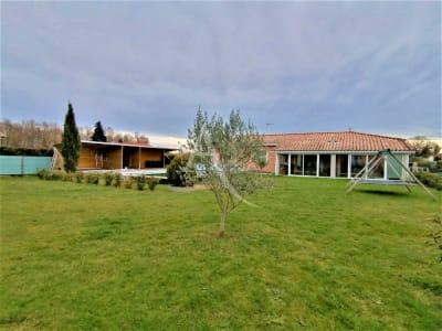 Villa 6 pièces 171m² - Parcelle de 2000m² avec piscine et dépend