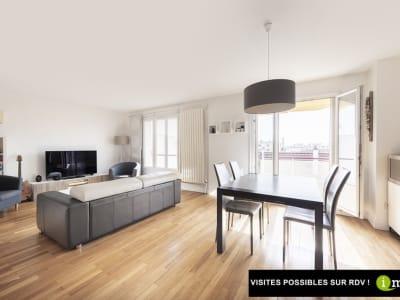 ASNIERES BECON - 3/4 PIECES + BOX - DERNIER ETAGE - 598 000 € FA