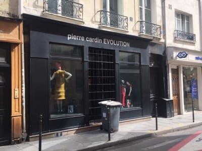 Boutique 91 m² PARIS 75004
