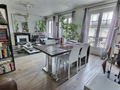 Paris 10 - 4 pièce(s) - 80 m2