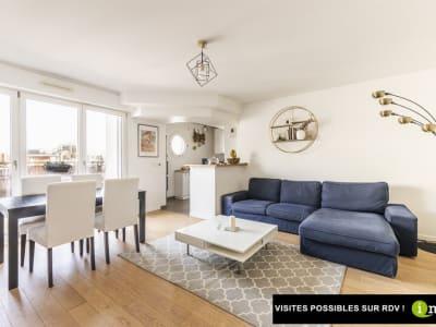 COURBEVOIE - 3 PIECES + BALCON + PARKING - 575 000 € FAI