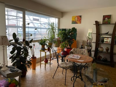*** Studio Investissement locatif, 41.50 m2 - rue Saint Fargeau