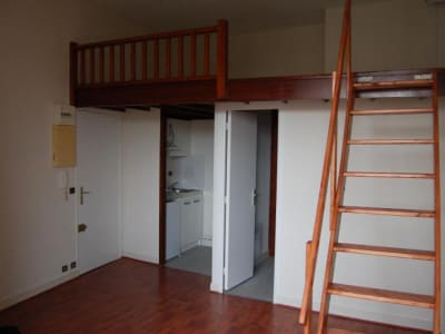 Appartement Bordeaux - 1 pièce(s) - 20.76 m2