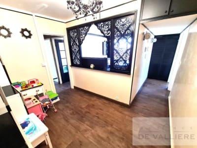 Nanterre - 4 pièce(s) - 78 m2 - 3ème étage