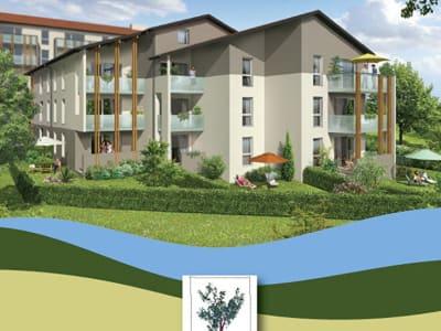Appartement à proximité de BOURGON JALLIEU 2 pièce(s) 40.82 m2