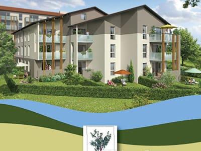 Appartement à proximité de BOURGOIN JALLIEU 2 pièce(s) 40.02 m2