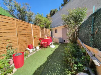Charmant appartement T2 avec jardin secteur Petit Canet