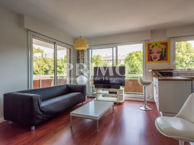 Appartement Châtenay Malabry 1 pièce(s) 32 m2