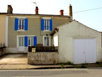 Maison Proche Fontenay le Comte 4 pièce(s) 96 m2