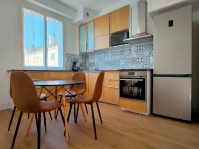 Très bel appartement T5 meublé