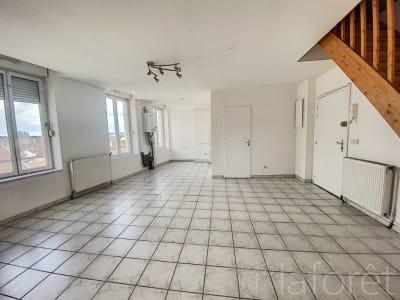 Appartement Bourgoin Jallieu 6 pièces 88 m2