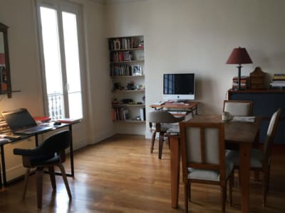 Paris -XIV ème - 2 Pièces - ALESIA