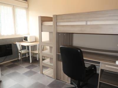 Appartement Limoges 1 pièce(s) 14.5 m2