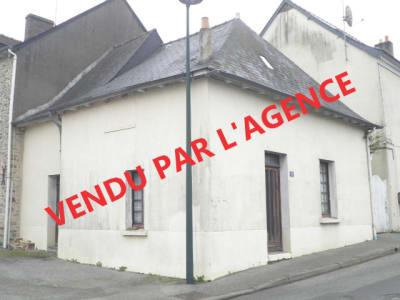 Maison Martigne Ferchaud 3 pièce(s) 50 m2