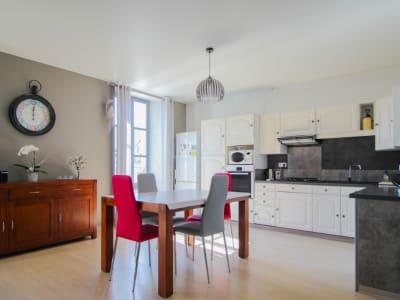 Appartement  5 pièces - Lumineux et calme - 88.69 m2 - Le Pont D