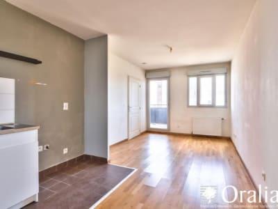 Villeurbanne - 2 pièce(s) - 36.47 m2 - 2ème étage