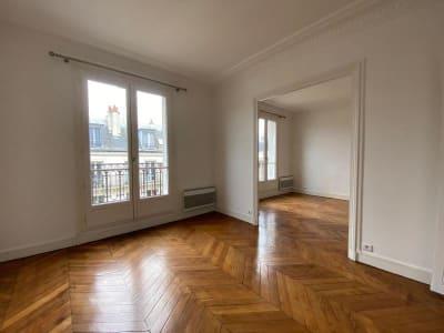 Appartement Paris - 3 pièce(s) - 61.64 m2