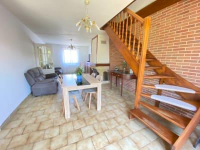 SAULTAIN - Semi plain-pied individuel 3 chambres - jardin clos