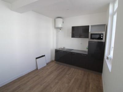 Appartement + parking en sus (F1 BIS) Rouen 1 pièce(s) 22.40m2