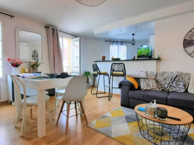 Appartement Andresy 3 pièce(s) 59.3 m2