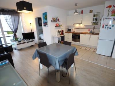 A louer Appartement Dammarie les Lys- 2 pièces 46.82 m2