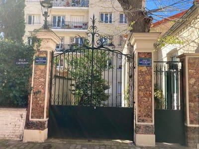 Paris 16 - 2 pièce(s) - 47 m2 - 5ème étage