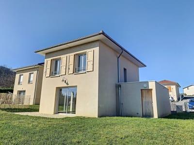 Maison Saint Simeon De Bressieux 4 pièce(s) 94 m2