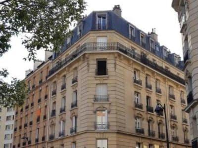 Appartement Paris - 2 pièce(s) - 39.88 m2