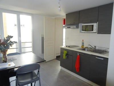 Appartement Paris - 2 pièce(s) - 23.1 m2