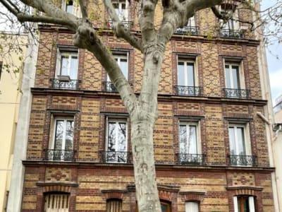 La Garenne-colombes - 2 pièce(s) - 40 m2