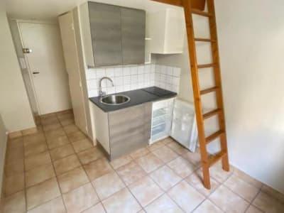 Appartement Paris - 1 pièce(s) - 10.43 m2