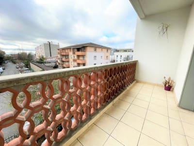 Appartement T3 Toulouse - 3 pièce(s) - 51.97 m2