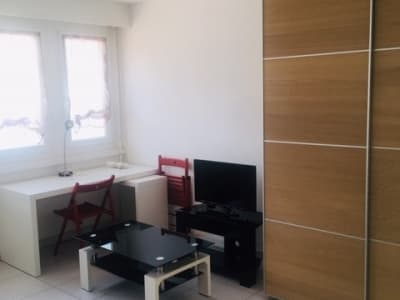 STRASBOURG ESPLANADE - Studio meublé