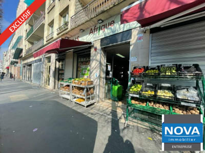 La Plaine Saint Denis - 200 m2