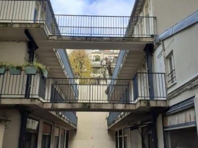 Appartement Paris - 1 pièce(s) - 16.59 m2