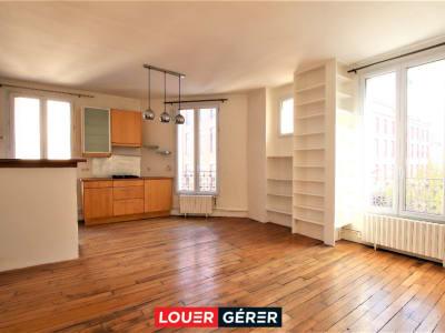 Appartement Levallois 3 pièce(s) 52 m2
