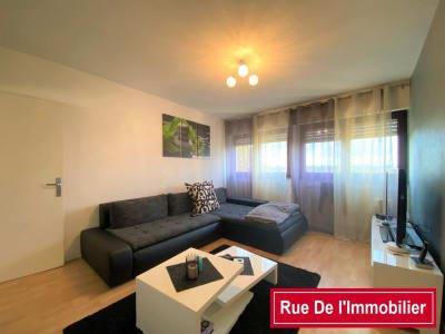 Haguenau - 2 pièce(s) - 49.58 m2