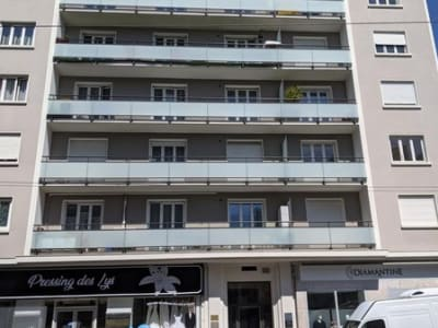 Lyon-3eme-arrondissement - 2 pièce(s) - 58 m2