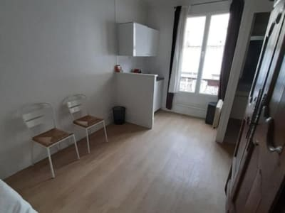 Appartement Paris - 1 pièce(s) - 15.29 m2