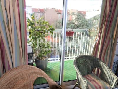 Appartement Montrouge 3 pièce(s) 75.19 m2, balcon au Sud