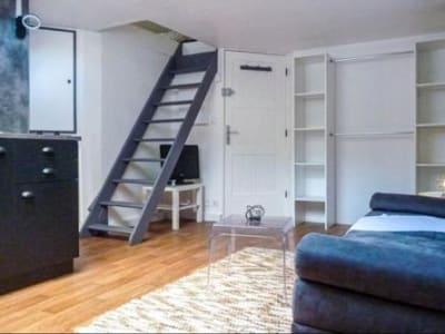 - PONTOISE - Studio meublé 10,49 m²