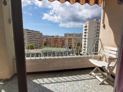 Bel appartement type 4 avec vue dégagée secteur Bon Secours