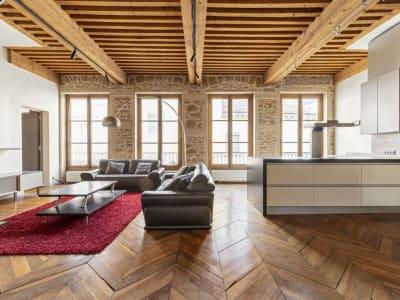 Lyon - 4 pièce(s) - 132 m2