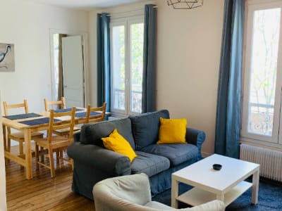 Appartement 2P ancien- Quartier Cambronne - Lumineux