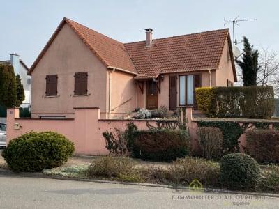 Maison Oberhergheim 5 pièces 86 m2
