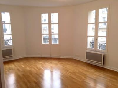 Appartement rénové Paris - 2 pièce(s) - 38.45 m2