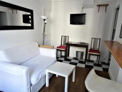 Appartement Paris - 2 pièce(s) - 26.49 m2
